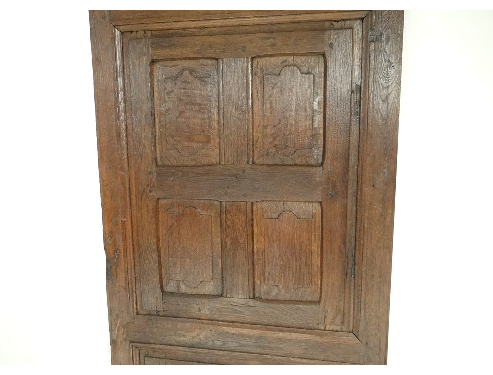 - Decorative Trim Element Door Panels Antique French Oak XVII