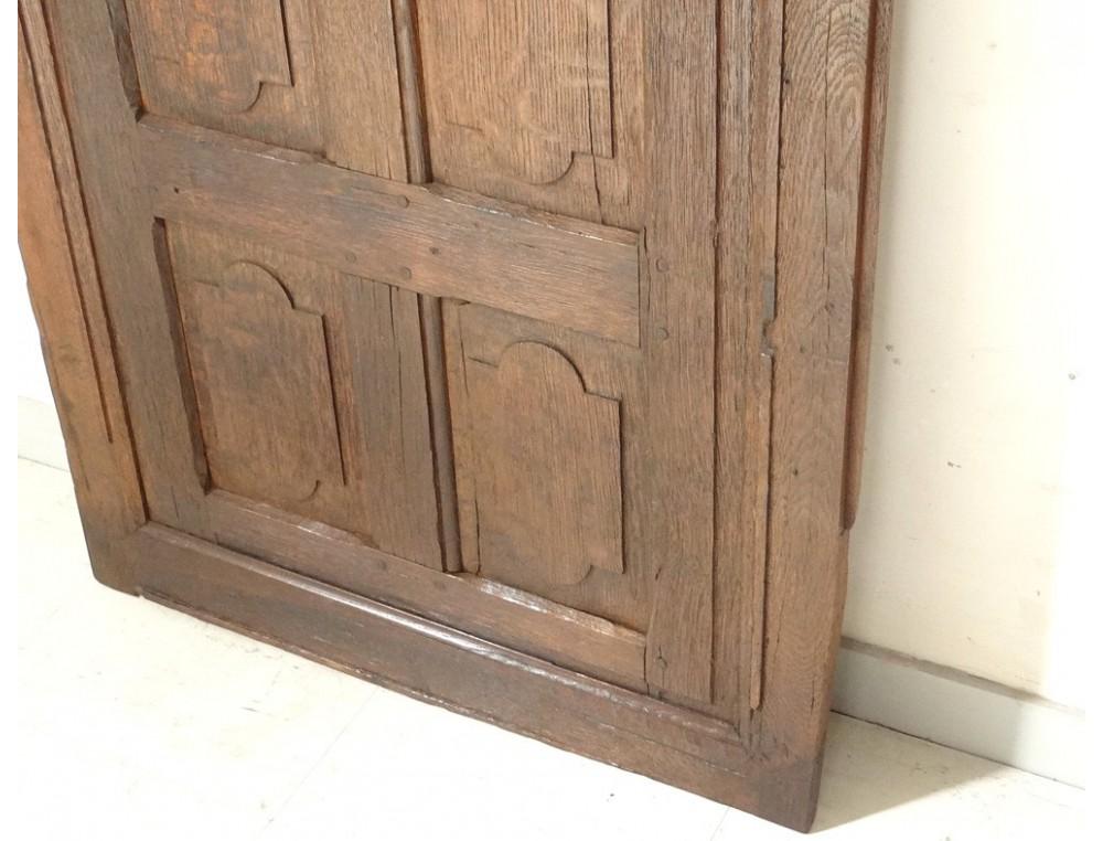 Decorative Door Panels : Decorative trim element door panels antique french oak xvii