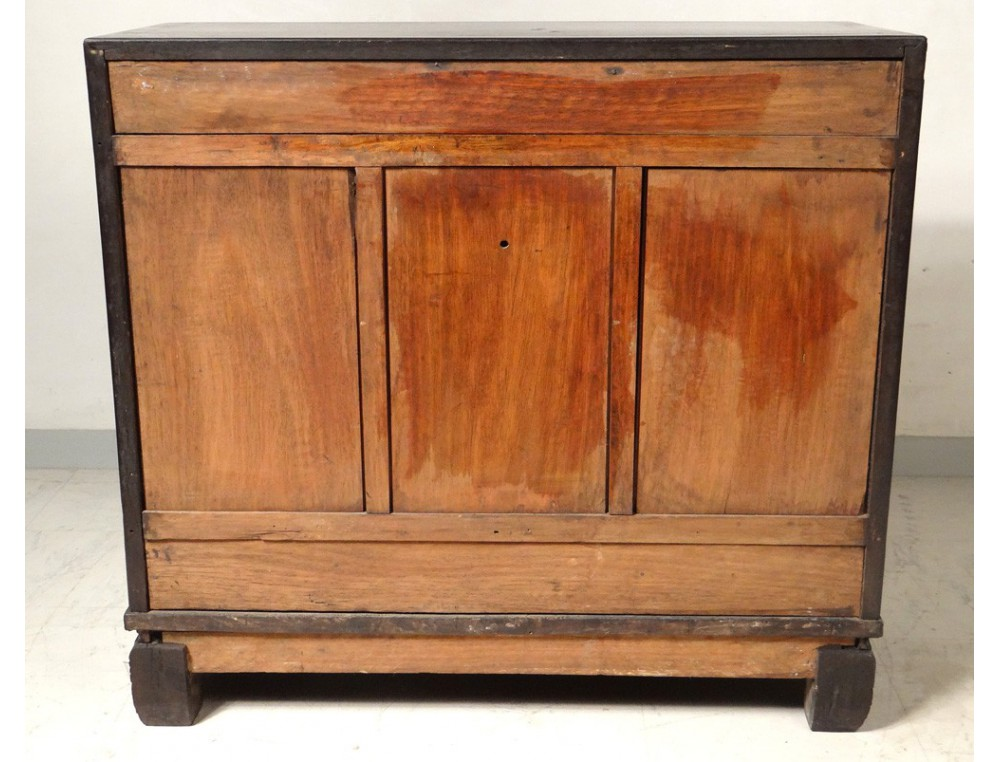 Small Cabinet Furniture Wood Pearl Indochina Vietnam