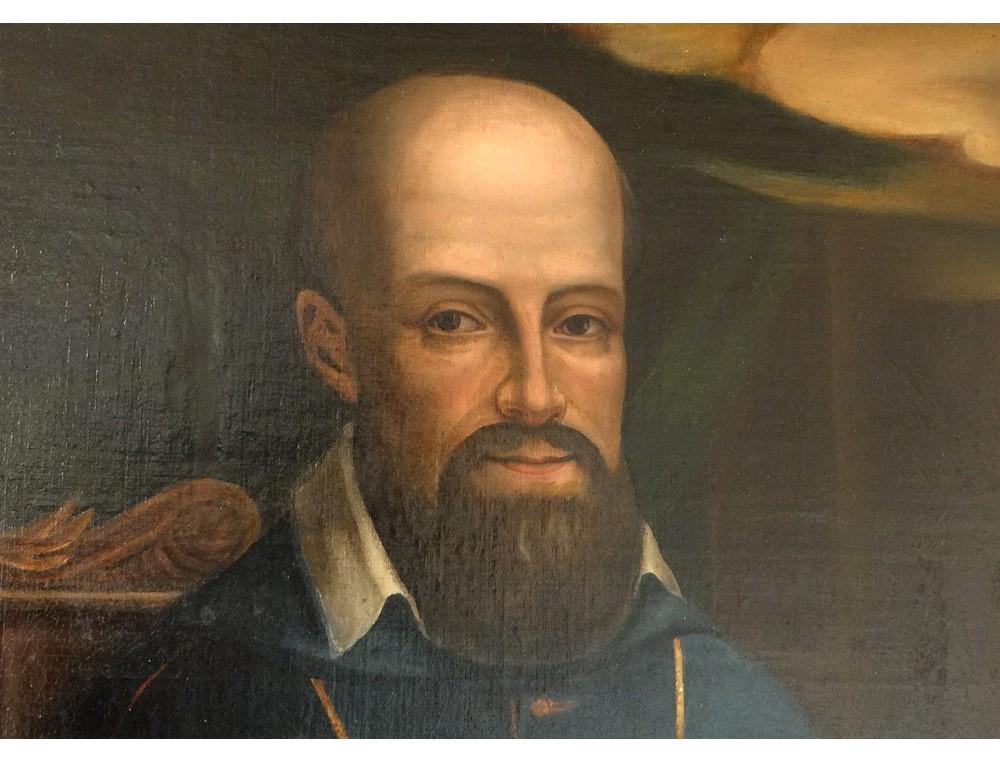 Great Portrait Hst St Francis De Sales Devout Life