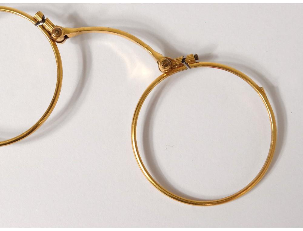 Solid Gold Eyeglass Frames : Lorgnette glasses eyeglass eyeglasses solid 18K gold 13 ...