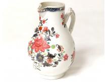 Milk jug Porcelain Company India flowers eighteenth century