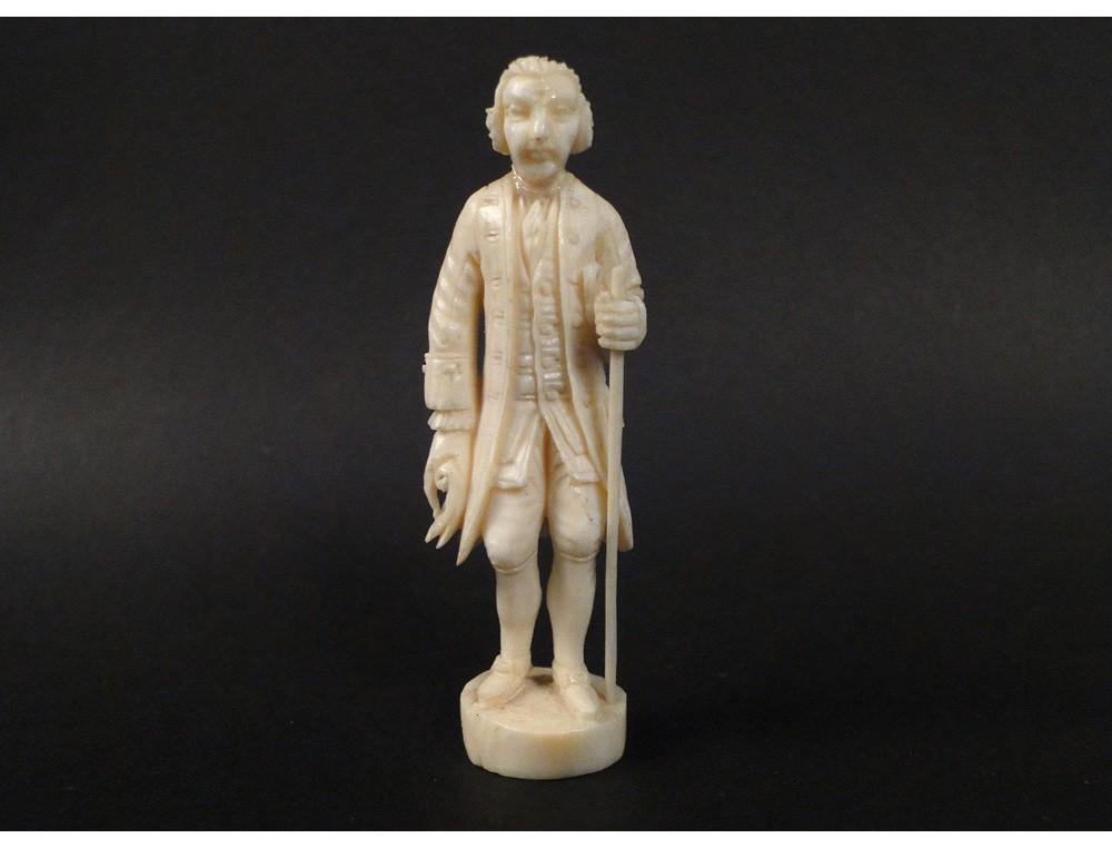 sculpture ivoire