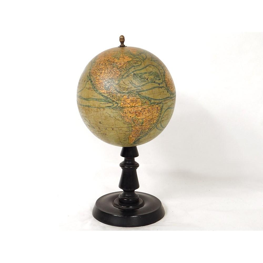 globe terrestre mappemonde g ographe forest rue buci paris. Black Bedroom Furniture Sets. Home Design Ideas