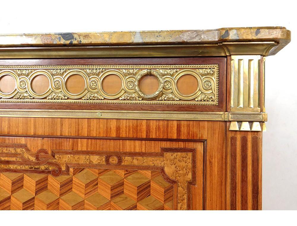 Stunning Chambre Marqueterie Bois De Rose Gallery - Design Trends ...