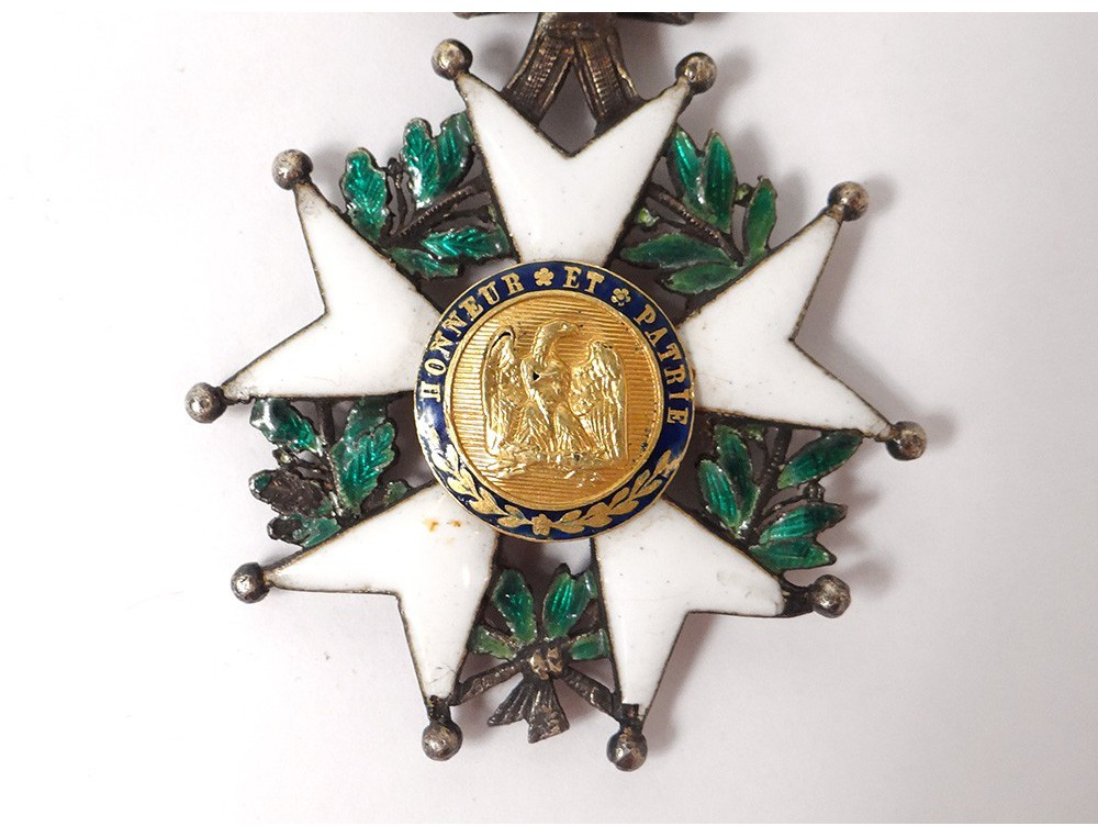 Decoration Medal Legion Of Honour Napoleon Eagle