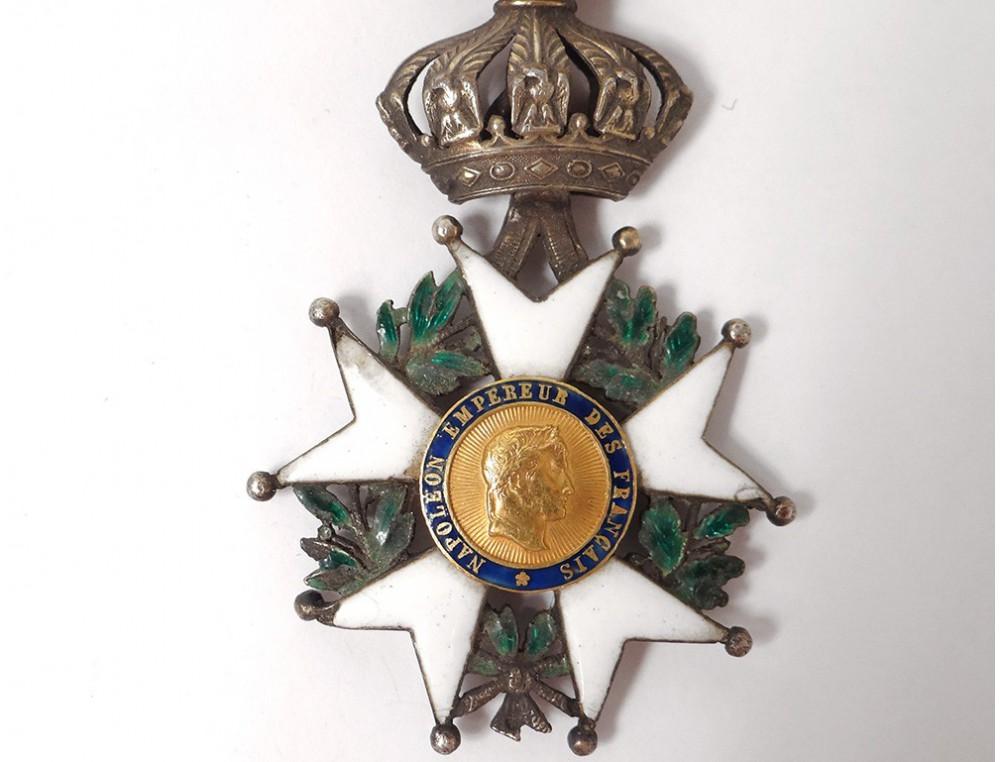 Decoration Medal Legion Of Honour Napoleon Eagle