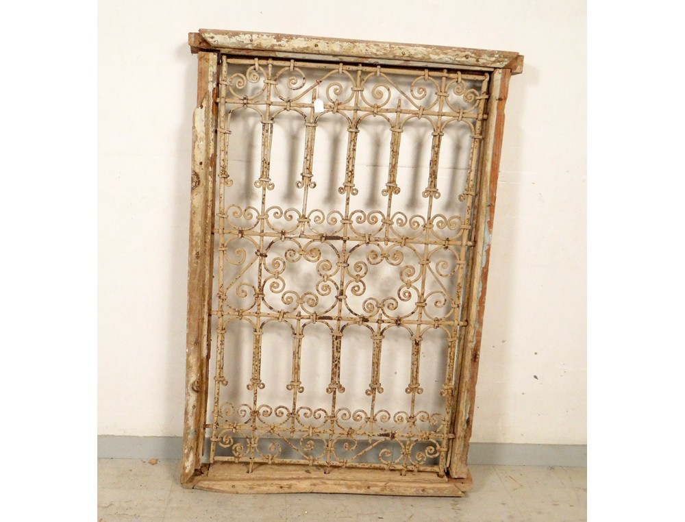 Moroccan Wrought Iron Window Grills 7