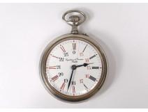 Watch steel regulator Rustic watch the XXth century