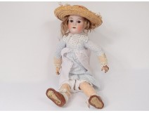 & Halbig doll Simon Germany Germany 1078 clothing collection doll XXth