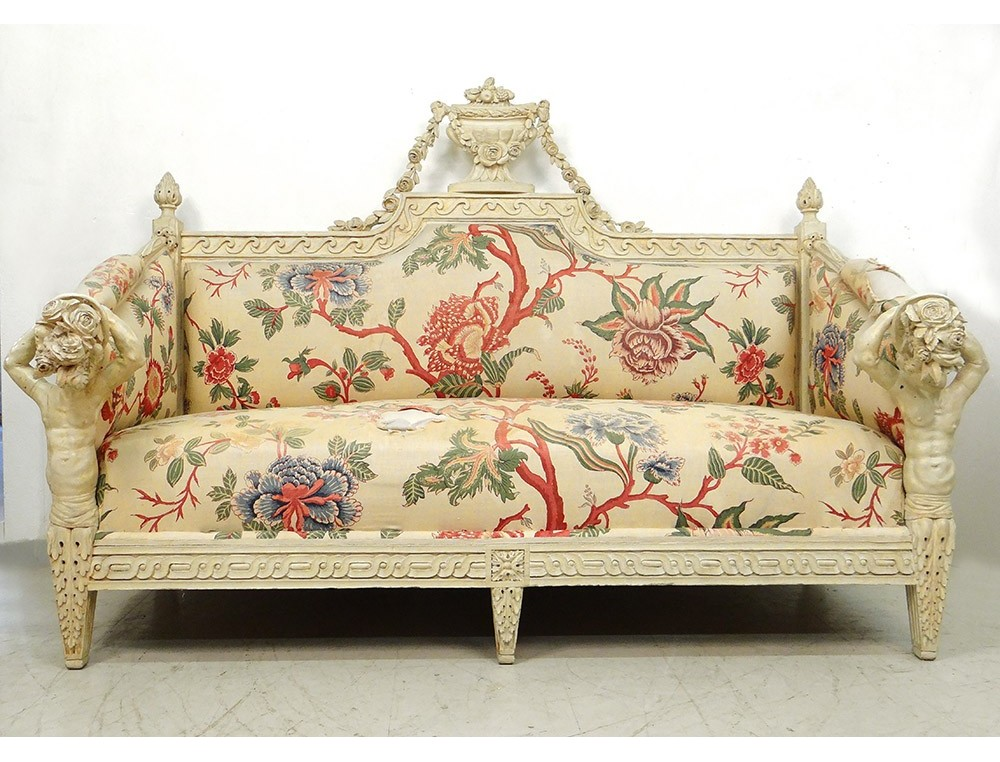 View Full Size. Previous. Sofa Louis XVI ...