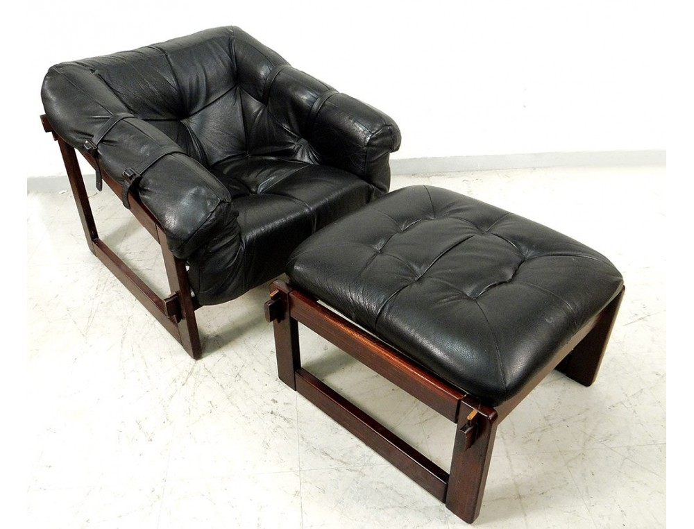 View Full Size. Previous. Lounge Chair Ottoman Percival Lafer ...