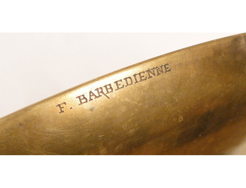 Cup Bronze Levillain Barbedienne Nap Iii Nineteenth